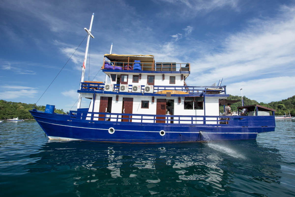 Liveaboard | Komodo Dive Center